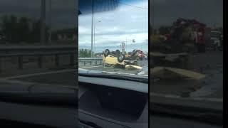 Жуткое ДТП Ульяновск