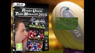 Rugby Union Team Manager 2015 - Gameplay Trailer