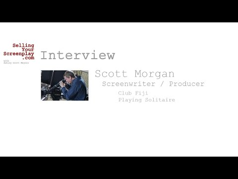 SYS Podcast Episode 096: Screenwriter Scott Morgan Talks About Writing For The Chinese Film Market