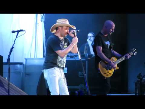 Jason Aldean-Tonight Looks Good on You-Off the Rails Country Music Fest-Frisco TX-May 7 2017
