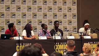 Nerds on Hip Hop: Bridging Anime & Hip-Hop Panel at San Diego Comic-Con 2018