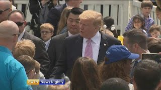 President Trump not worried about possibility of being impeached - ENN 2019-04-22