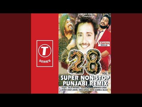 Super Non Stop Punjabi Remix