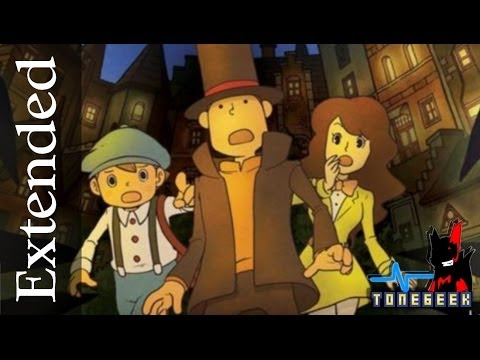 Professor Layton and The Last Specter - Puzzle (Extended)