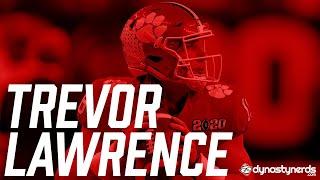 Trevor Lawrence Breakdown - QB Clemson (2021 NFL Draft Eligible) - Film Nerds Ep. 24