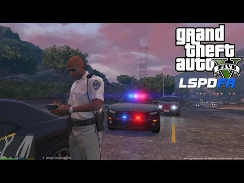 lspdfr how to open police radio