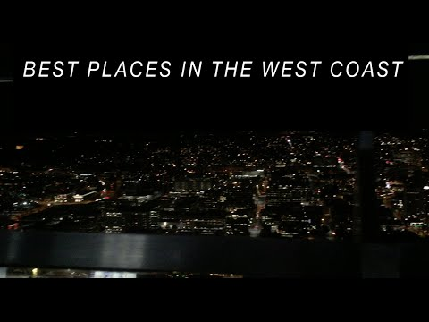 Best places in the West Coast