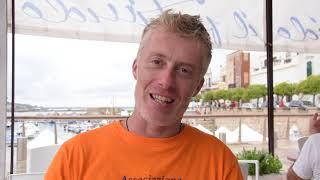 Paolo De Vizzi  Record di permanenza subacquea 2016 con  51 ore e 56 minuti sott'acqua