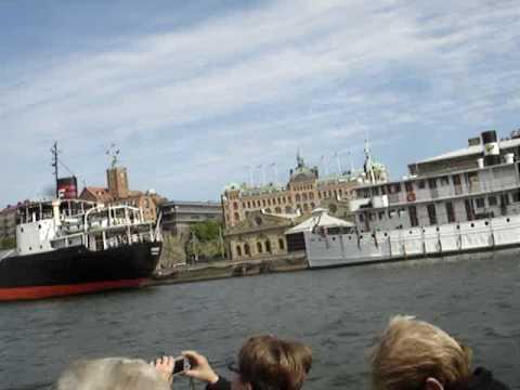 Göteborg boat sightseeing