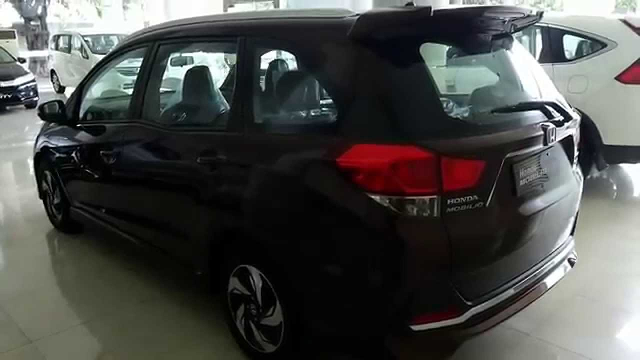 Honda Mobilio Rs 2015 Review Interior Price And Specification Youtube