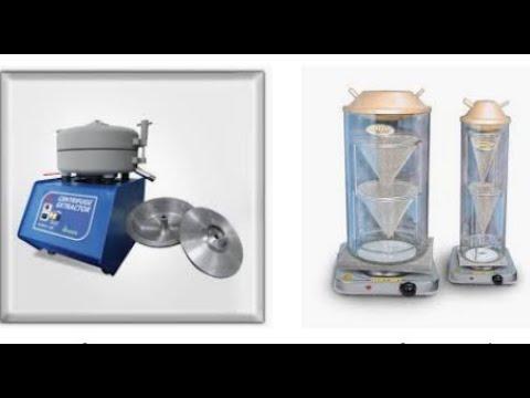 Asphalt Tests Bitumen Extraction Test Astm D2172 Youtube