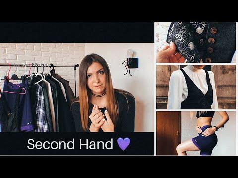Брендовая одежда за копейки 🔥Мои находки СЕКОНД ХЕНД 🤩👍