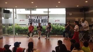 熊本県熊本市東区尾ノ上2-20-22 DANCE STUDIO Sugar Hill.