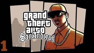 GTA: San Andreas прохождение. # 1