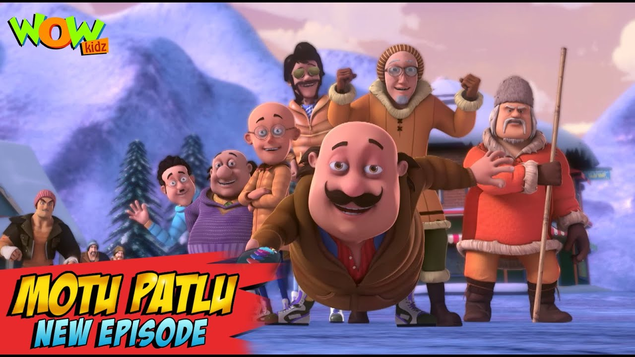 Download Motu Patlu New Episodes 2021 | The Human Remote Control | Funny Stories | Wow Kidz