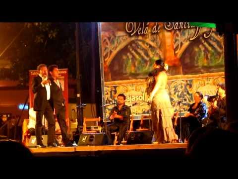 Spanish Dance - Music Festival in Granada