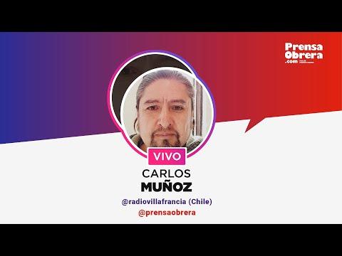 Entrevista a Carlos Muños de Radio Villa Francia // Instagram Live