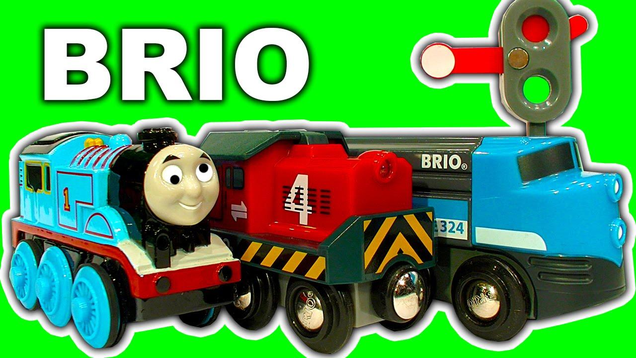 Brio Cargo Railway Deluxe Train Set NOT Thomas The Tank ...