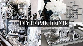 Diy Dollar Tree Mirror Home Decor   Decorating Ideas On A Budget!