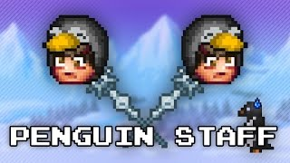 PENGUIN STAFF! | Terraria - Thorium Mod Highlight