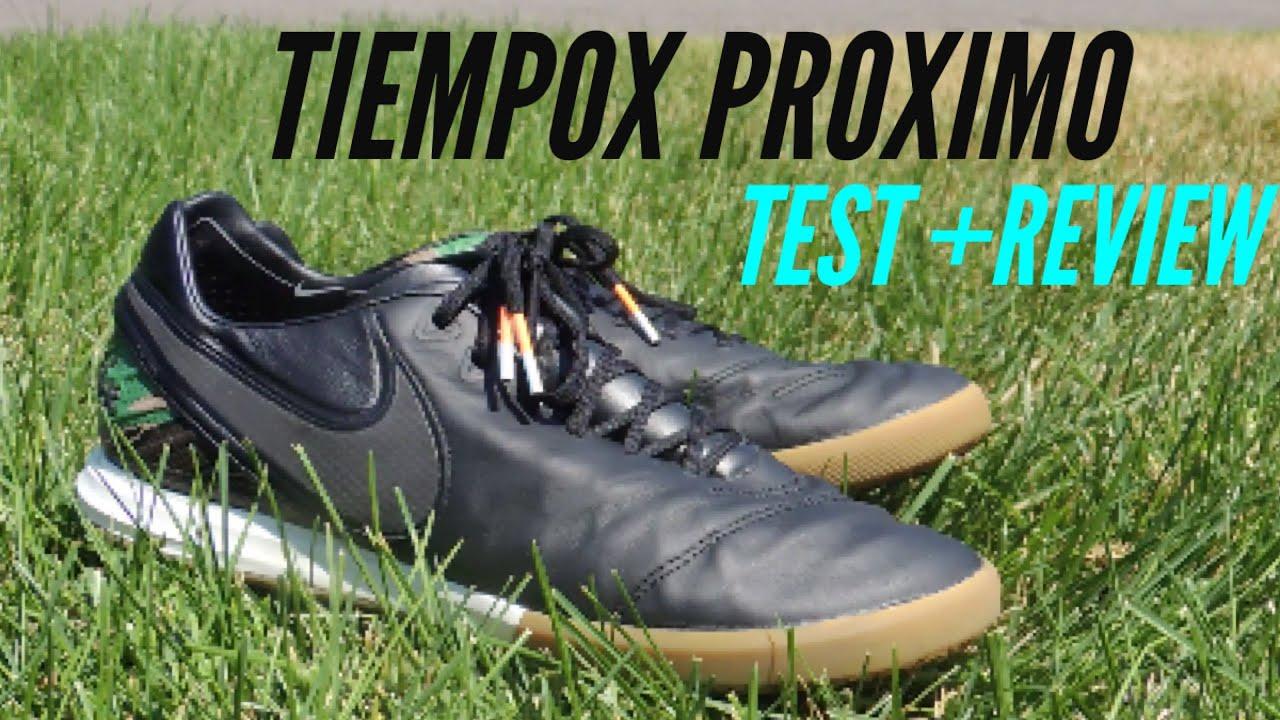 TiempoX Proximo Test Review
