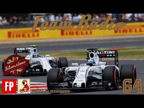 TEAM RADIO - Puntata 64 (GP Gran Bretagna 2015)