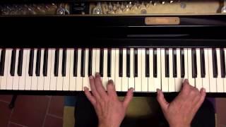 Tutorial piano y voz Caruso (Lucio Dalla)