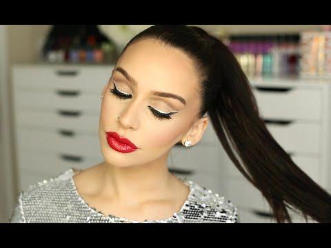 Katy Perry Superbowl 2015 Makeup