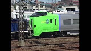 (非HD)789系電車 苗穂工場初入場