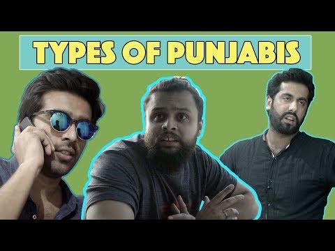 Types of Punjabis | MangoBaaz