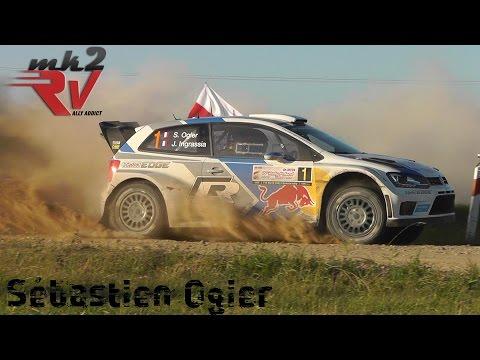 Best of Sebastien Ogier World Rally Champion 2014 VW POLO WRC