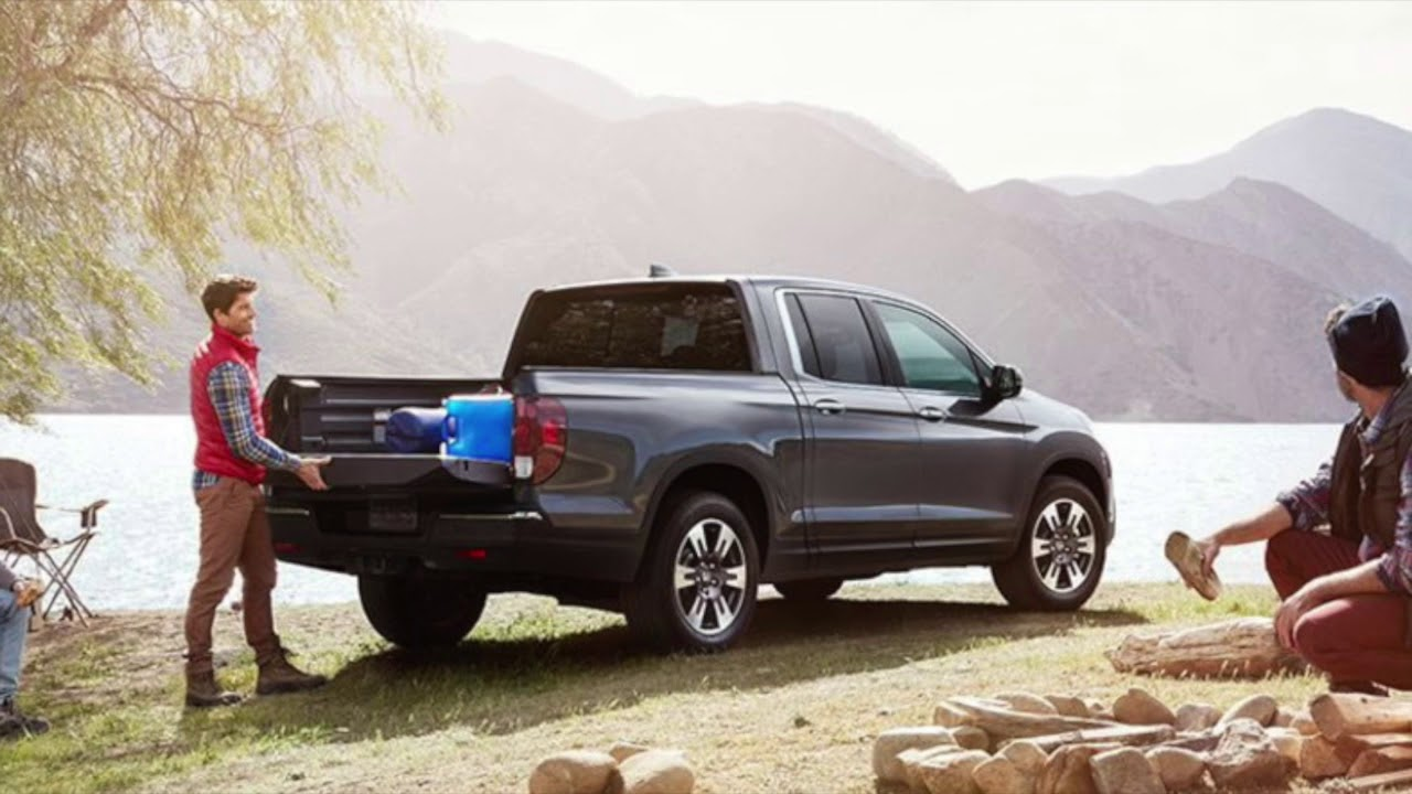 Features And Performance 2018 Honda Ridgeline In College Station