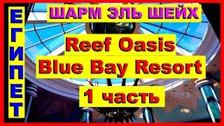 Египет Шикарный риф отеля Reef Oasis Blue Bay Resort SPA 5