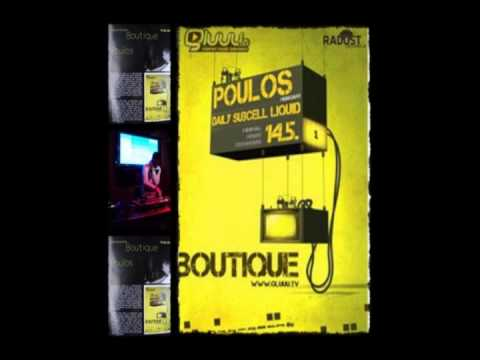 Dj Poulos @ Gluuu Tv Party Radost Music Club Bratislava,Slovakia