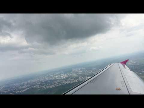Chisinau KIV takeoff - Wizz Air A320