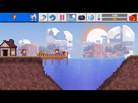 The Sandbox Evolution - How to Create a Fish Pond