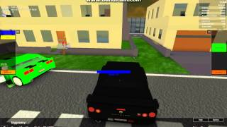 ROBLOX: DriveBlox ilimitado Walk-through/gameplay HD 720p parte 2