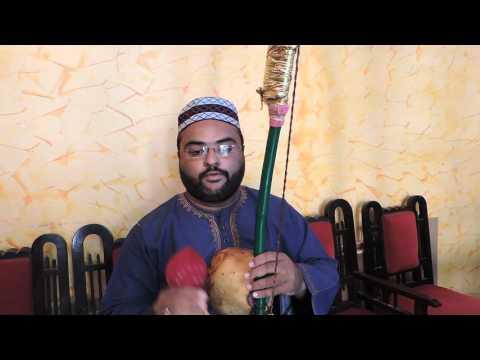 Introduction Of Sidi Malunga(African Musical Baw ) Instrument By Wasim Jamadar