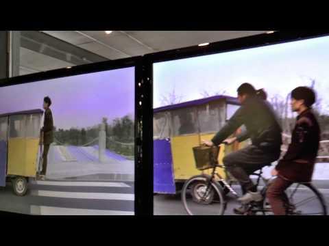 China 8 Vorschau - Die angehaltene Zeit - Video und Sound - Skulpturenmuseum Glaskasten Marl