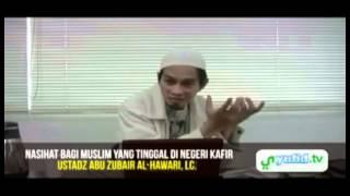Muslim Tinggal di Negeri Kafir - Kajian Islam Jepang