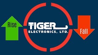 How Tiger Electronics Entered The Red Ring Of Death - The Rise And Fall