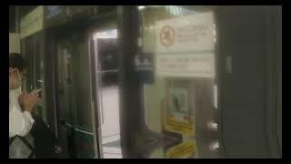【東京メトロ南北線】 9000系9102F 急行 日吉行き 王子神谷発車
