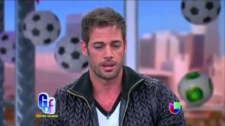 William Levy @willylevy29 presenta trailer de su nueva película II GyF