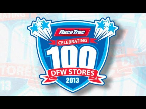RaceTrac 100th DFW Store Celebration