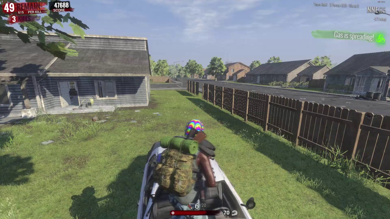 how to find cars in h1z1 kotk