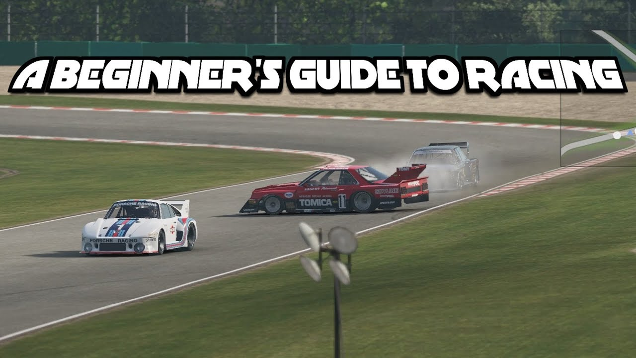 A beginners guide to racing