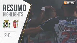 Highlights   Resumo: Boavista 2-0 Sp. Braga (Liga 19/20 #9)