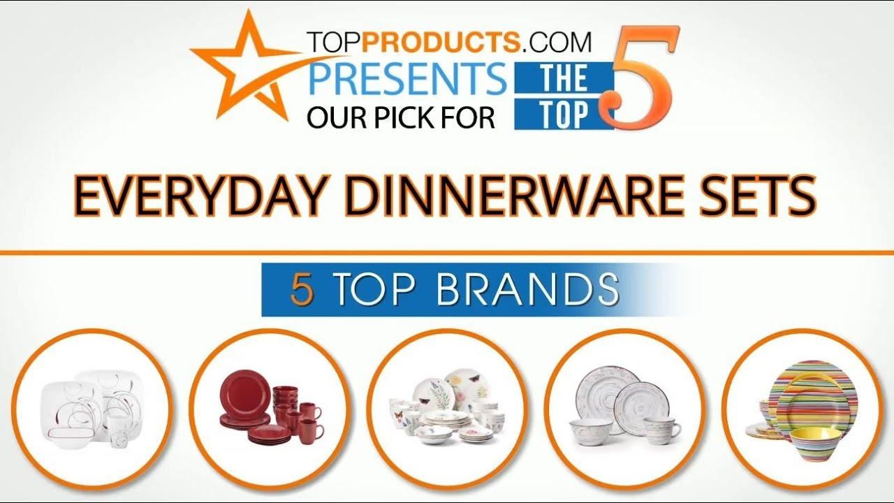 Best Everyday Dinnerware Set Reviews 2017 u2013 How to Choose the Best Everyday Dinnerware Set  sc 1 st  YouTube & Best Everyday Dinnerware Set Reviews 2017 u2013 How to Choose the Best ...