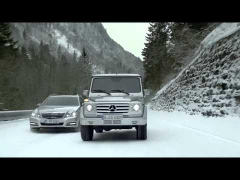 """Mercedes-Benz 4MATIC TV commercial """"Sunday driver"""" – Mercedes-Benz original"""