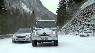 "Mercedes-Benz TV: Mercedes-Benz 4MATIC TV commercial ""Sunday driver""."